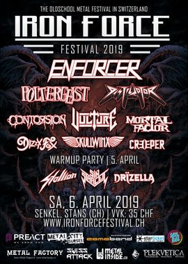 Iron Force Festival