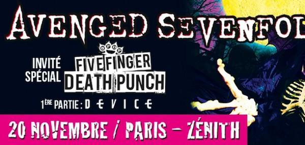 Avenged_Sevenfold_-_Five_finger_death_punch_Paris_-_Zenith_20131120
